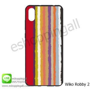 MWI-008A114 Wiko Robby 2 เคสมือถือวีโก้แบบยางนิ่มพิมพ์ลาย