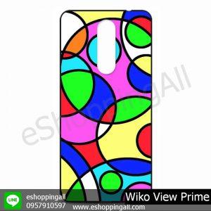 MWI-009A103 Wiko View Prime เคสมือถือวีโก้แบบยางนิ่มพิมพ์ลาย