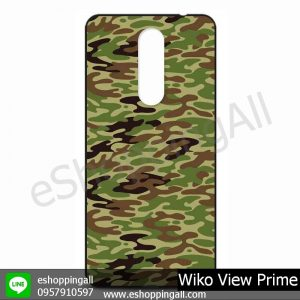 MWI-009A107 Wiko View Prime เคสมือถือวีโก้แบบยางนิ่มพิมพ์ลาย