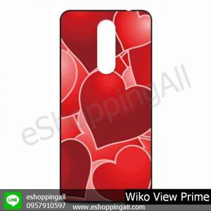 MWI-009A113 Wiko View Prime เคสมือถือวีโก้แบบยางนิ่มพิมพ์ลาย