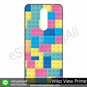 MWI-009A114 Wiko View Prime เคสมือถือวีโก้แบบยางนิ่มพิมพ์ลาย