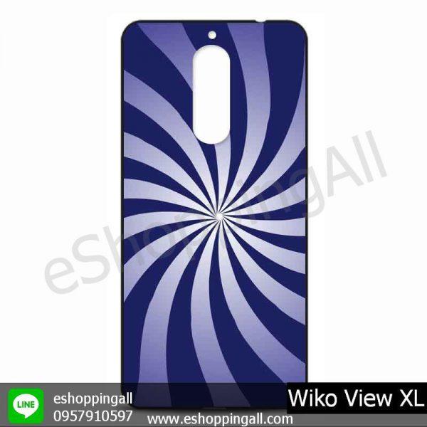 MWI-010A114 Wiko View XL เคสมือถือวีโก้แบบยางนิ่มพิมพ์ลาย
