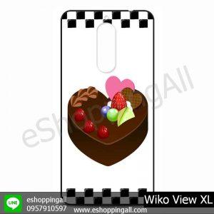 MWI-010A115 Wiko View XL เคสมือถือวีโก้แบบยางนิ่มพิมพ์ลาย