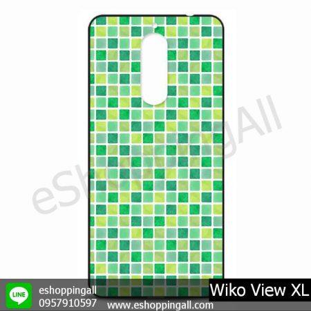 MWI-010A116 Wiko View XL เคสมือถือวีโก้แบบยางนิ่มพิมพ์ลาย
