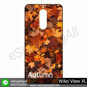 MWI-010A117 Wiko View XL เคสมือถือวีโก้แบบยางนิ่มพิมพ์ลาย