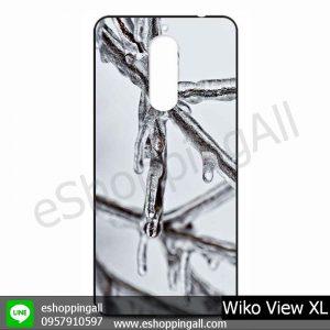MWI-010A118 Wiko View XL เคสมือถือวีโก้แบบยางนิ่มพิมพ์ลาย