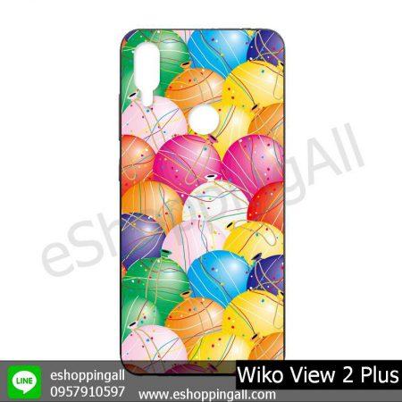 MWI-011A105 Wiko View 2 Plus เคสมือถือวีโก้แบบยางนิ่มพิมพ์ลาย