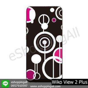 MWI-011A110 Wiko View 2 Plus เคสมือถือวีโก้แบบยางนิ่มพิมพ์ลาย