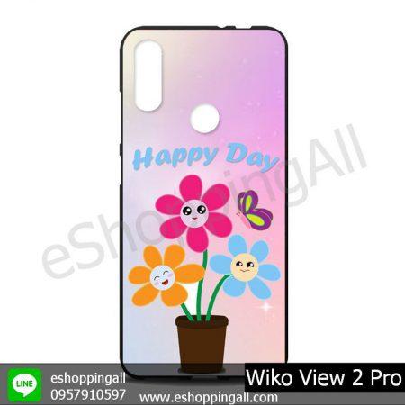 MWI-012A108 Wiko View 2 Pro เคสมือถือวีโก้แบบยางนิ่มพิมพ์ลาย