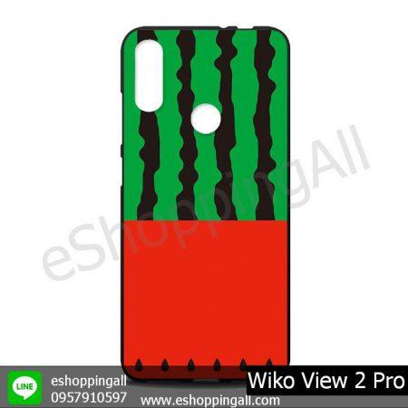 MWI-012A115 Wiko View 2 Pro เคสมือถือวีโก้แบบยางนิ่มพิมพ์ลาย
