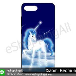 MXI-012A104 Xiaomi Redmi 6a เคสมือถือเสี่ยวมี่ยางนิ่มพิมพ์ลาย