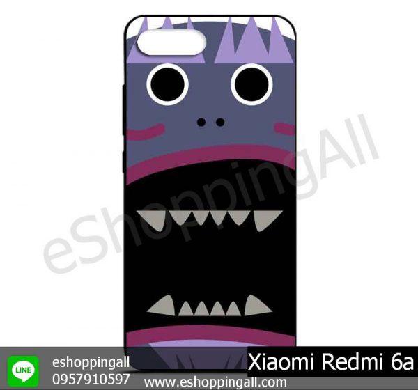 MXI-012A110 Xiaomi Redmi 6a เคสมือถือเสี่ยวมี่ยางนิ่มพิมพ์ลาย