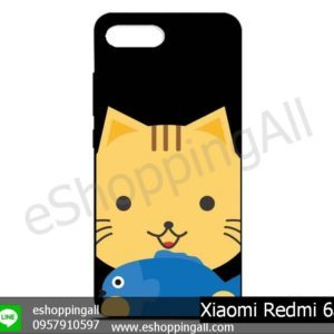 MXI-012A112 Xiaomi Redmi 6a เคสมือถือเสี่ยวมี่ยางนิ่มพิมพ์ลาย