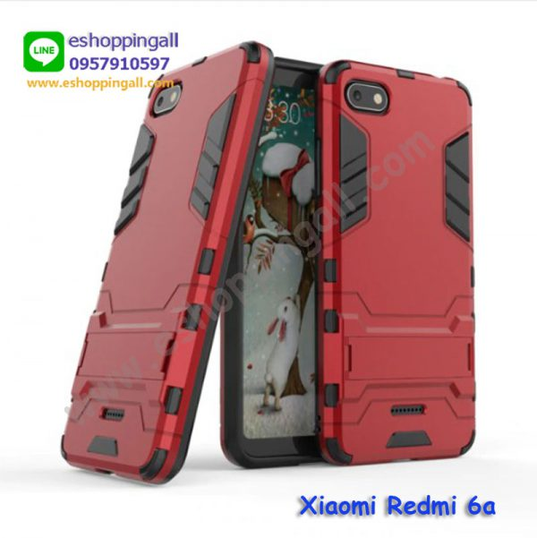 MXI-012A206 Xiaomi Redmi 6a เคสมือถือเสี่ยวมี่แบบแข็งกันกระแทก