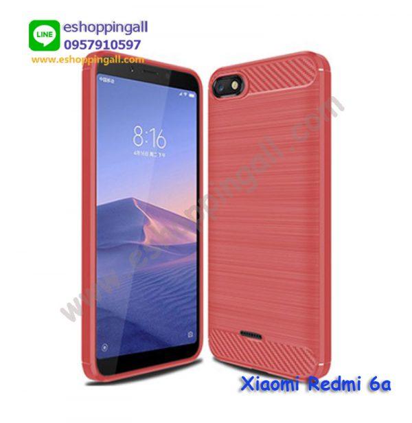 MXI-012A302 Xiaomi Redmi 6a เคสมือถือเสี่ยวมี่แบบยางนิ่มกันกระแทก