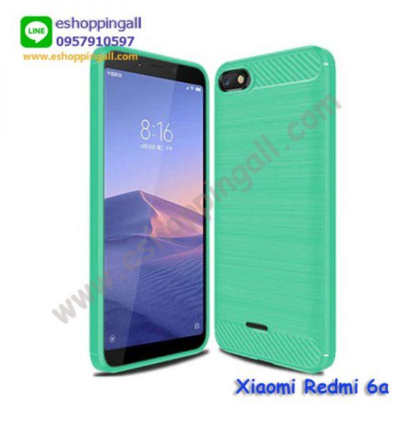 MXI-012A305 Xiaomi Redmi 6a เคสมือถือเสี่ยวมี่แบบยางนิ่มกันกระแทก