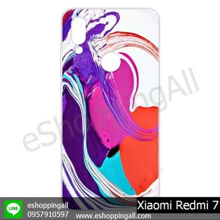 MXI-013A103 Xiaomi Redmi 7 เคสมือถือเสี่ยวมี่แบบแข็งพิมพ์ลาย