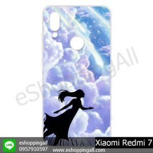 MXI-013A108 Xiaomi Redmi 7 เคสมือถือเสี่ยวมี่แบบแข็งพิมพ์ลาย