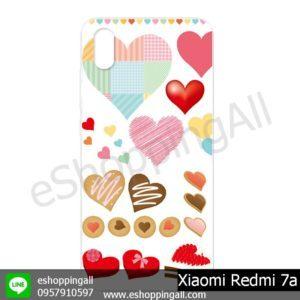 MXI-014A102 Xiaomi Redmi 7a เคสมือถือเสี่ยวมี่แบบแข็งพิมพ์ลาย