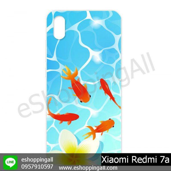 MXI-014A106 Xiaomi Redmi 7a เคสมือถือเสี่ยวมี่แบบแข็งพิมพ์ลาย