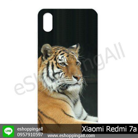 MXI-014A110 Xiaomi Redmi 7a เคสมือถือเสี่ยวมี่แบบแข็งพิมพ์ลาย