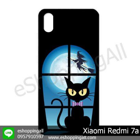 MXI-014A111 Xiaomi Redmi 7a เคสมือถือเสี่ยวมี่แบบแข็งพิมพ์ลาย