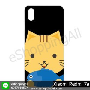 MXI-014A114 Xiaomi Redmi 7a เคสมือถือเสี่ยวมี่แบบแข็งพิมพ์ลาย