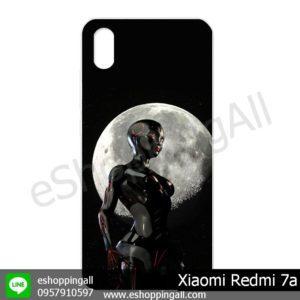 MXI-014A115 Xiaomi Redmi 7a เคสมือถือเสี่ยวมี่แบบแข็งพิมพ์ลาย