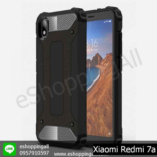 MXI-014A205 Xiaomi Redmi 7a เคสมือถือเสี่ยวมี่แบบแข็งกันกระแทก