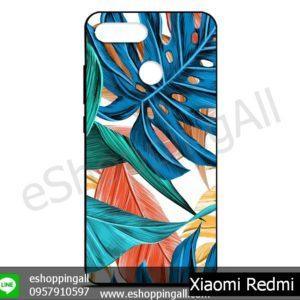MXI-011A108 Xiaomi Redmi 6 เคสมือถือเสี่ยวมี่ยางนิ่มพิมพ์ลาย