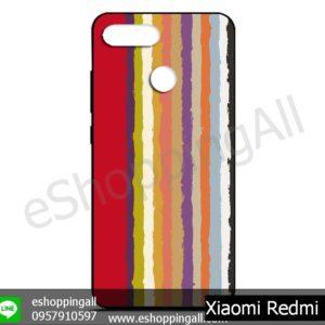 MXI-011A109 Xiaomi Redmi 6 เคสมือถือเสี่ยวมี่ยางนิ่มพิมพ์ลาย