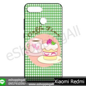 MXI-011A112 Xiaomi Redmi 6 เคสมือถือเสี่ยวมี่ยางนิ่มพิมพ์ลาย