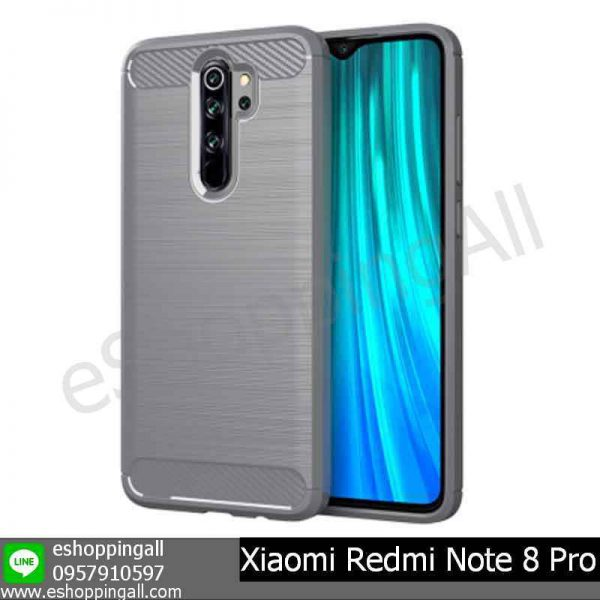 MXI-009A402 Xiaomi Redmi Note 8 Pro เคสมือถือเสี่ยวมี่กันกระแทกแบบยางนิ่ม