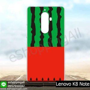 MLV-001A108 Lenovo K8 Note เคสมือถือแบบแข็งพิมพ์ลาย