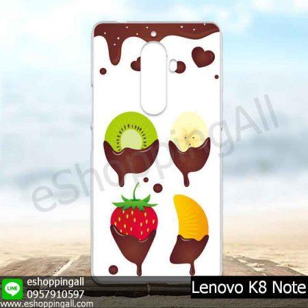 MLV-001A110 Lenovo K8 Note เคสมือถือแบบแข็งพิมพ์ลาย