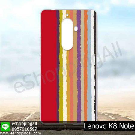 MLV-001A113 Lenovo K8 Note เคสมือถือแบบแข็งพิมพ์ลาย