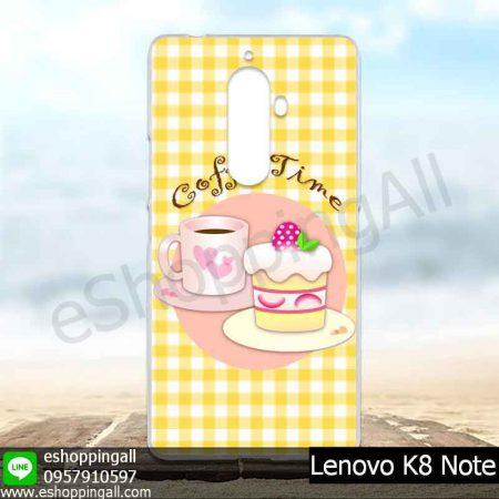 MLV-001A116 Lenovo K8 Note เคสมือถือแบบแข็งพิมพ์ลาย