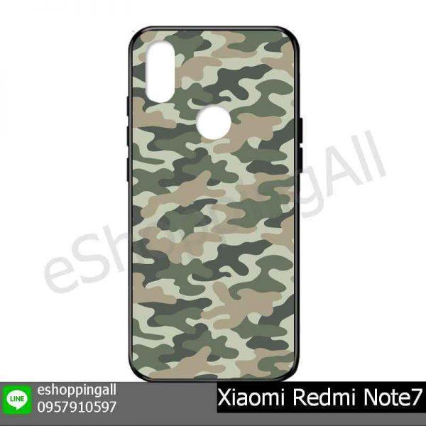 MXI-015A107 Xiaomi Redmi Note 7 เคสมือถือเสี่ยวมี่แบบยางนิ่มพิมพ์ลาย