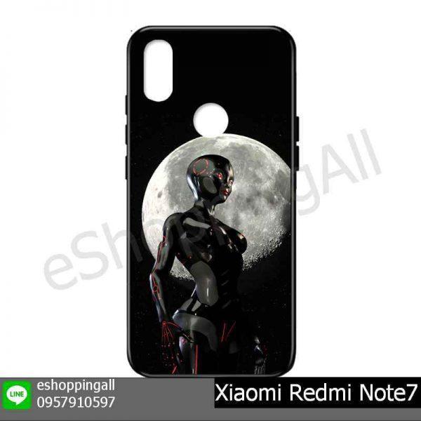 MXI-015A112 Xiaomi Redmi Note 7 เคสมือถือเสี่ยวมี่แบบยางนิ่มพิมพ์ลาย