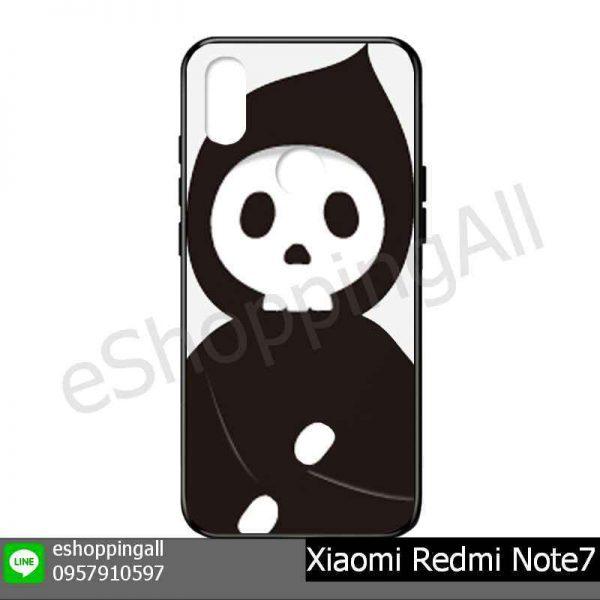 MXI-015A115 Xiaomi Redmi Note 7 เคสมือถือเสี่ยวมี่แบบยางนิ่มพิมพ์ลาย