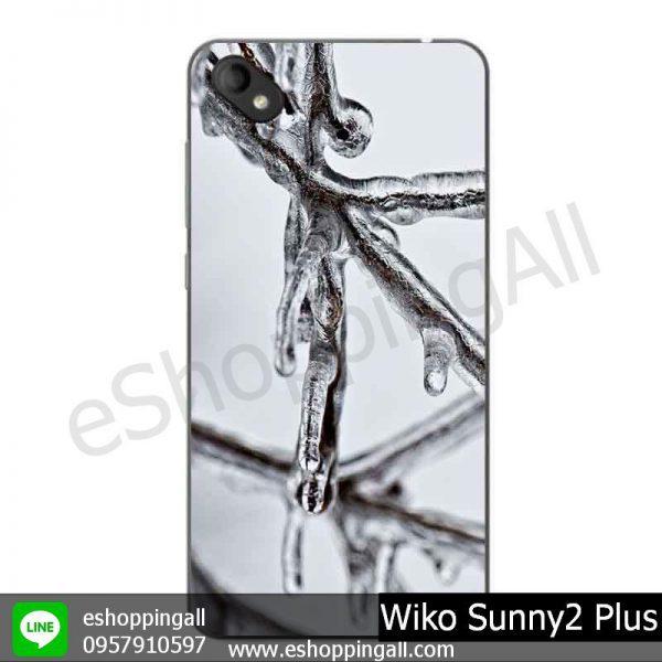 MWI-018A108 Wiko Sunny 2 Plus เคสมือถือวีโก้ซันนี่แบบยางนิ่มพิมพ์ลาย