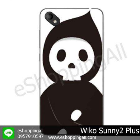 MWI-018A111 Wiko Sunny 2 Plus เคสมือถือวีโก้ซันนี่แบบยางนิ่มพิมพ์ลาย