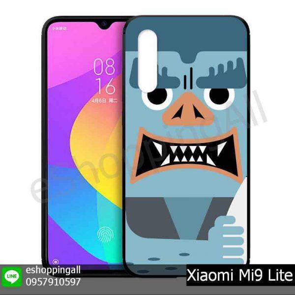 MXI-016A106 Xiaomi Mi9 Lite เคสมือถือเสี่ยวมี่แบบยางนิ่มพิมพ์ลาย