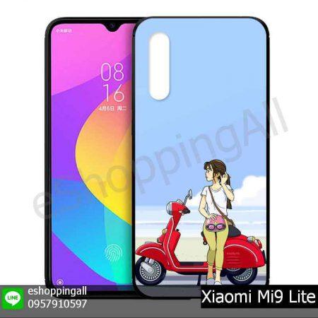 MXI-016A108 Xiaomi Mi9 Lite เคสมือถือเสี่ยวมี่แบบยางนิ่มพิมพ์ลาย