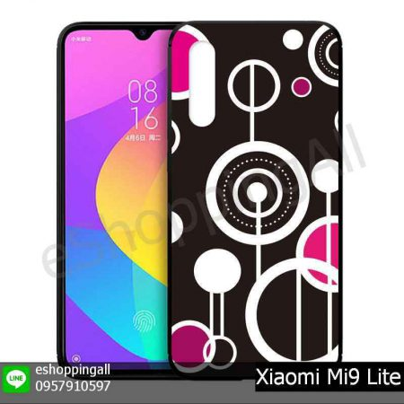 MXI-016A111 Xiaomi Mi9 Lite เคสมือถือเสี่ยวมี่แบบยางนิ่มพิมพ์ลาย