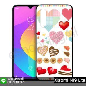 MXI-016A112 Xiaomi Mi9 Lite เคสมือถือเสี่ยวมี่แบบยางนิ่มพิมพ์ลาย