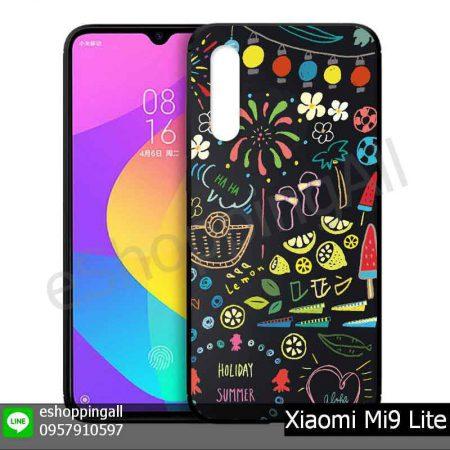 MXI-016A113 Xiaomi Mi9 Lite เคสมือถือเสี่ยวมี่แบบยางนิ่มพิมพ์ลาย