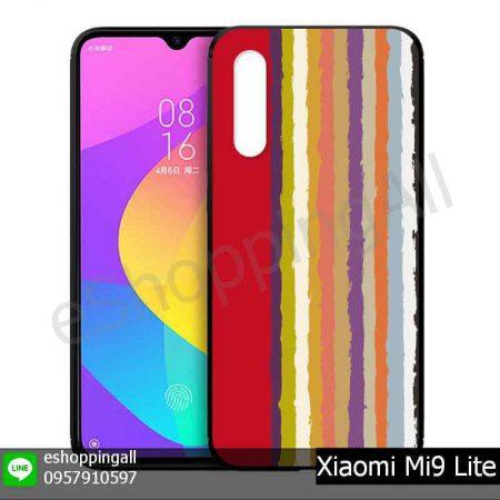 MXI-016A114 Xiaomi Mi9 Lite เคสมือถือเสี่ยวมี่แบบยางนิ่มพิมพ์ลาย