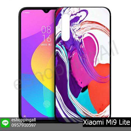 MXI-016A115 Xiaomi Mi9 Lite เคสมือถือเสี่ยวมี่แบบยางนิ่มพิมพ์ลาย