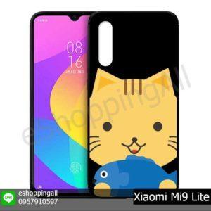 MXI-016A119 Xiaomi Mi9 Lite เคสมือถือเสี่ยวมี่แบบยางนิ่มพิมพ์ลาย